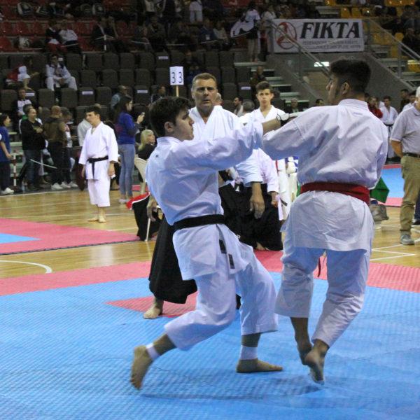 budokan karate nicolo migliorini