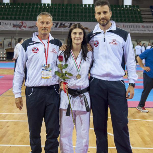 budokan karate vera guida e i maestri