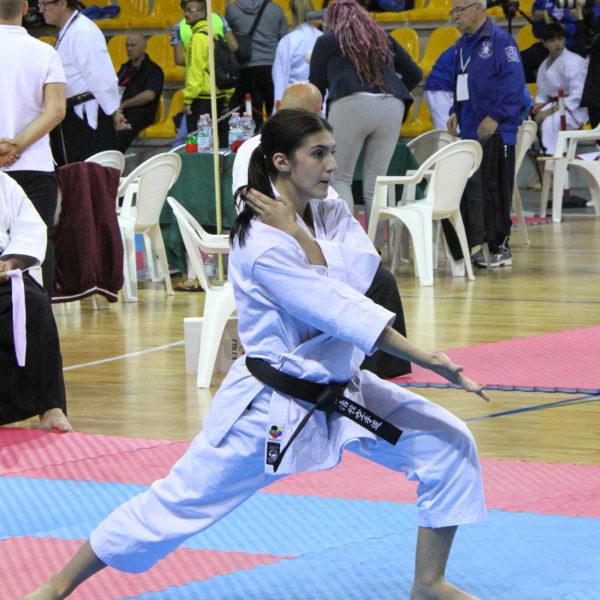 budokan karate vera guida kata