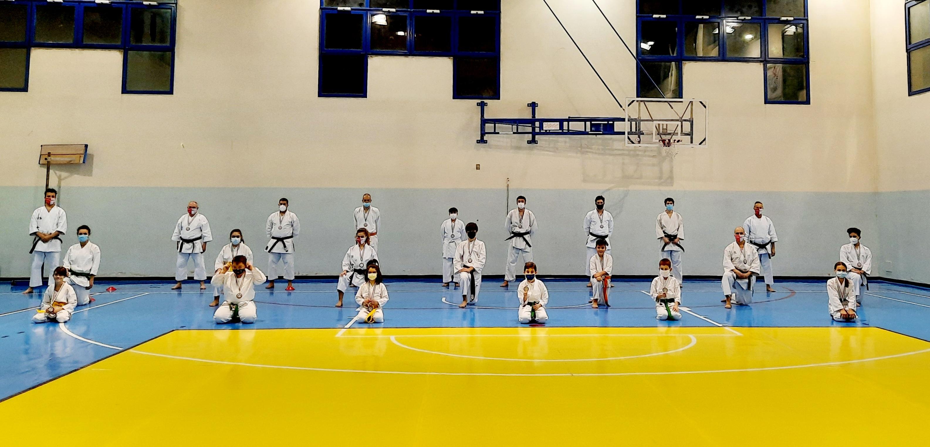 coppa italia_gruppo partecipanti del Budokan